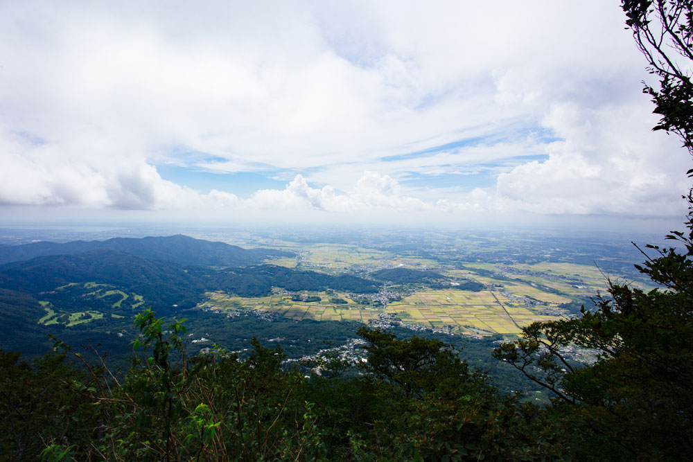 今日、筑波山で。