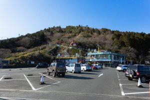 筑波山つつじヶ丘駐車場