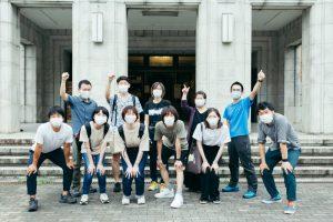 茨城県北ロングトレイル ワークショップ 参加者たち