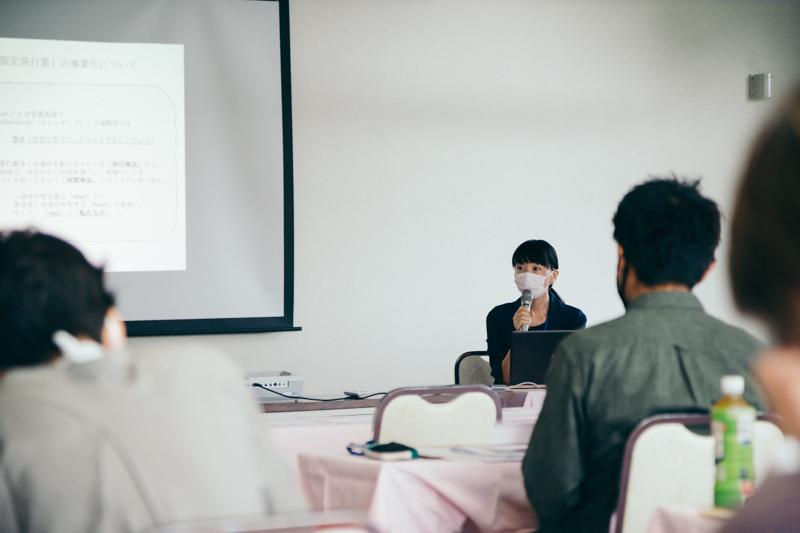 株式会社ラール・アワー代表の菊池真由美さん