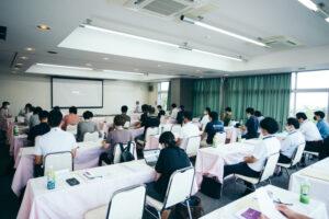 筑波山・霞ヶ浦広域エリア観光連携促進事業の会議の模様
