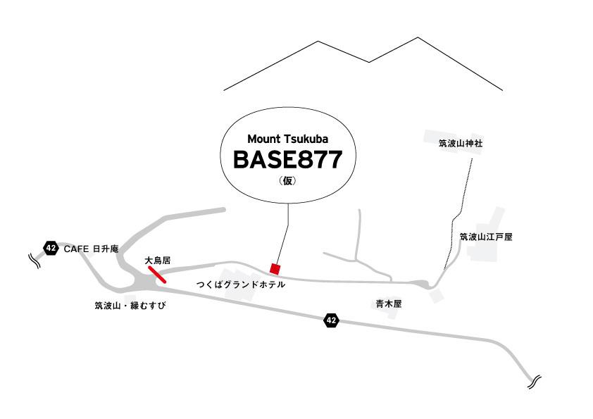 BASE877 地図